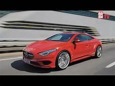 Insider Mercedes A Klasse Coup 233 2018