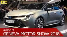 toyota auris kofferraum maße toyota nuova auris a ginevra 2018 con dual hybrid 180 cv