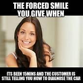 Service Advisor Meme On Twitter Thanks Missamandak47