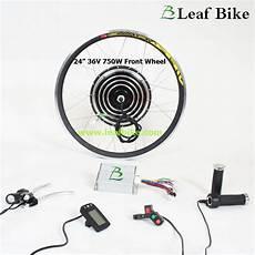 24 inch 36v 750w front hub motor electric bike conversion kit 24 inch 36v 750w front hub motor electric bike conversion kit