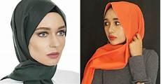 Tutorial Untuk Kebaya Wajah Bulat Ragam Muslim