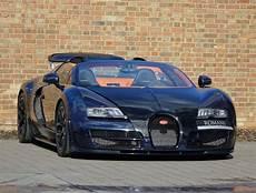 Blue Carbon Bugatti Veyron Gs Vitesse For Sale At 163