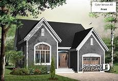 narrow lot house plans with front garage color version 2 front small comfortabe affordable