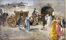 la carrozza d oro carrozza d oro gaetano previati canvas