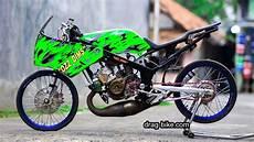 Motor Rr Modifikasi by Foto Modifikasi Motor Drag R Modifikasi Yamah Nmax