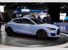2019 Hyundai Veloster N video preview