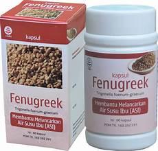 Herbal Fenugreek Untuk Ibu Menyusui Dan Memperlancar