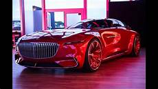 Vision Mercedes Maybach 6 Concept Car Look 2016