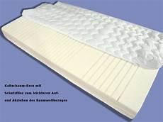 hervorragend kaltschaum matratze badenia bettcomfort