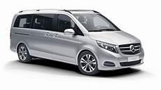 Mercedes V Class Inspiration