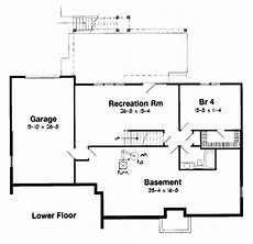 2700 square foot house plans traditional style house plan 4 beds 3 baths 2700 sq ft
