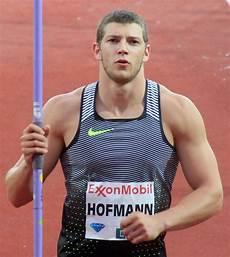 Andreas Hofmann Javelin Thrower