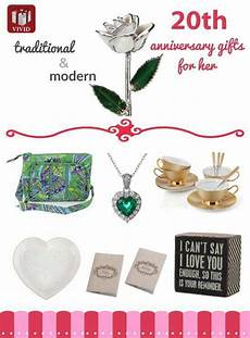 What Is The Traditional Gift For 20th Wedding Anniversary