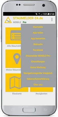 Staumelder Mobile Screenshot 8 V107 Staumelder 24 De