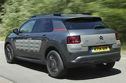 Citroen C4 Cactus Review 2017  Autocar