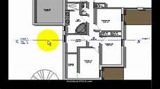 faire des plans de maison coupe d une maison pour permis de construire d 233 finition