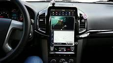 13 6 inch vertical android car gps navigation for