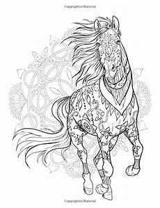 the magical world of horses adult coloring book pin by grammy fran on horses adult coloring coloring
