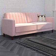 Buy Dhp Dz88554 Ivana Tufted Transitional Pink Velvet