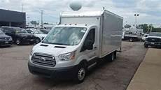 ford transit kasten ford transit 350sd 2016 box trucks