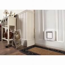 chatiere porte en bois comment installer une chatiere sur une porte en bois