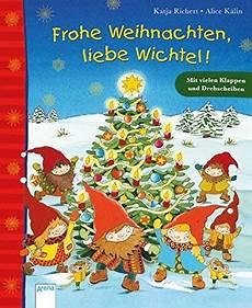 frohe weihnachten liebe wichtel richert
