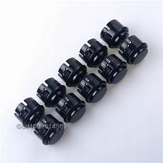 10pcs Black 30mm Push Button Arcade by 10pcs Lot 30mm Arcade Push Button With Plastic