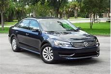 2013 Volkswagen Passat S Review Test Drive