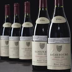 le vin le plus cher du monde 171 richebourg grand cru en