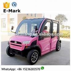 China In Und Elektrische Smart 4 Sitzer Elektroauto Neues