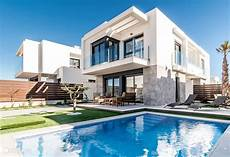 cing roses espagne avec piscine rent modern new villa with pool in los montesinos