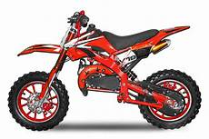 Dirt Bike Kinder Motorrad Pocketbike Cross Bike 49ccm