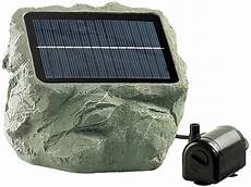 Solarpumpe Für Brunnen - solarpumpe garten solar teichpumpen teichpumpe f 252 r