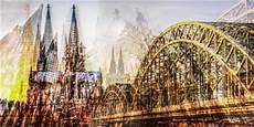 fotos wie gemälde aussehen lassen d 252 sseldorf panorama bilder kunst bild collage hamburg