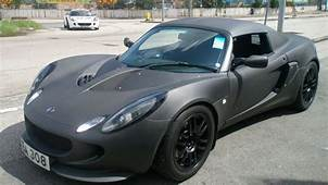 All Carbon Fiber Lotus Elise Is One Of A Kind