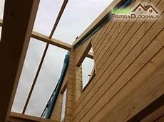 Wandstärke Außenwand Kfw 70 - bruchsaal energiespar blockhaus aus holz nach kfw
