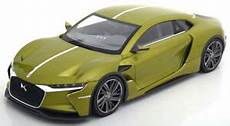 Norev 2016 Citroen Ds E Tense Salon Geneve Green Metallic