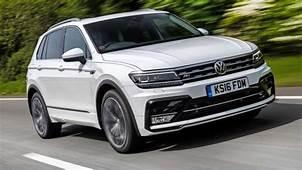 2017 VW Tiguan R Line Specs Price Design  Cars