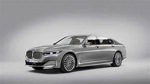 BMW Series 7 Minorchange  ปรับหน้าตาให้ใหญ่โตขึ้นพร้อมขุม