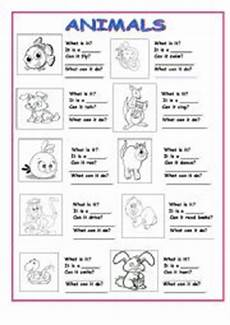 animals abilities worksheets 13782 worksheets the animals worksheets page 289