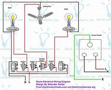 room electrical wiring diagram how to wire a room in house electrical online 4u