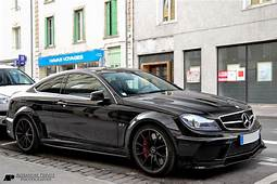 Pin By Ruben Boeta On Cars Mercedes Benz C 63 Coupe Black