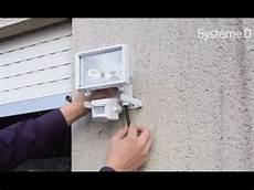 projecteur exterieur avec detecteur de mouvement branchement comment installer un projecteur ext 233 rieur 224 d 233 tecteur de