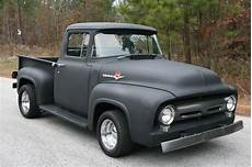 56 f100 like the concept flat black paint cars