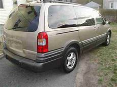 how to sell used cars 2003 pontiac montana user handbook sell used 2003 pontiac montana 3 4l v6 sfi 7 passengers van excellent condition clean in