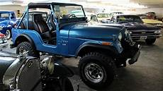 1973 jeep cj5 4x4 v8 youtube