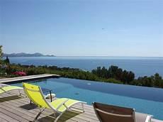 location vacances vue mer superbe villa vue mer 233 poustouflante piscine 224