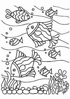 Tierbaby Ausmalbilder Kleurplaat Moeder Dolfijn Met Zoon Kleurplaatje