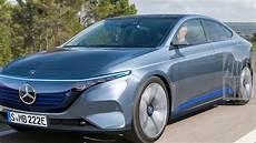 mercedes eqe e class electric 2021