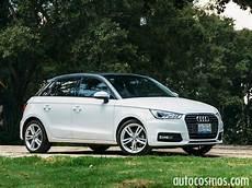 Audi A1 Sportback 2016 A Prueba Autocosmos